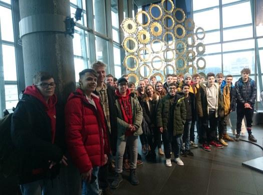 1AHMBI bei Ars Electronica in Linz