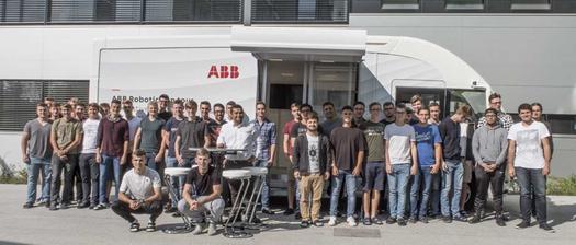 ABB zu Besuch in der HTL