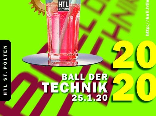 ANKÜNDIGUNG: Ball der Technik