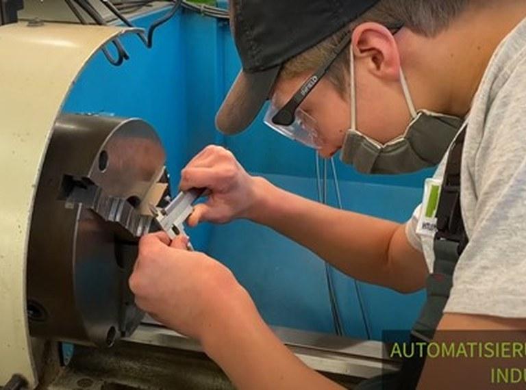 Maschinenbau-Automatisierungstechnik - praktisch genial!