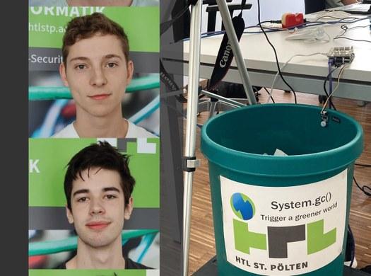 """""""Bronze"""" für Informatik-Schüler bei den ATOS HTL IoT Hack Days 2021"""