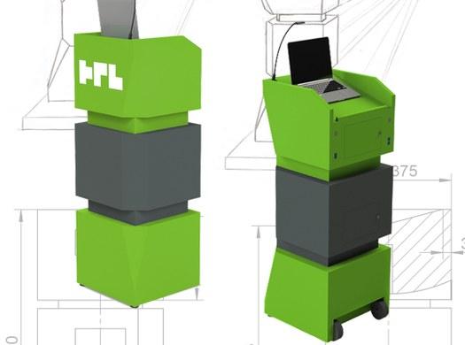 Design und (Rede-)Technik in der Abteilung Maschinenbau