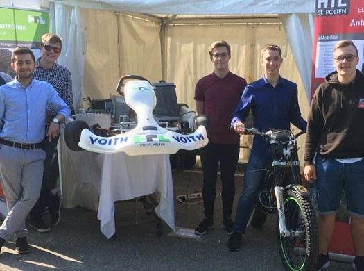 E-Mobilitätstag 2019 am Wachauring in Melk – wir waren dabei!