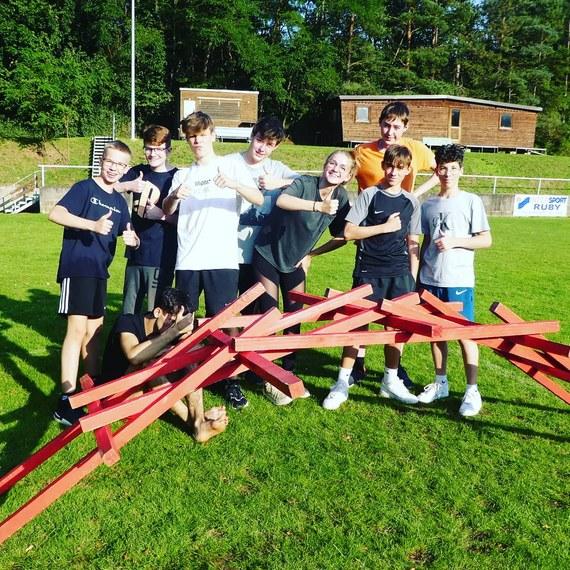 Ein Team - Ein Ziel