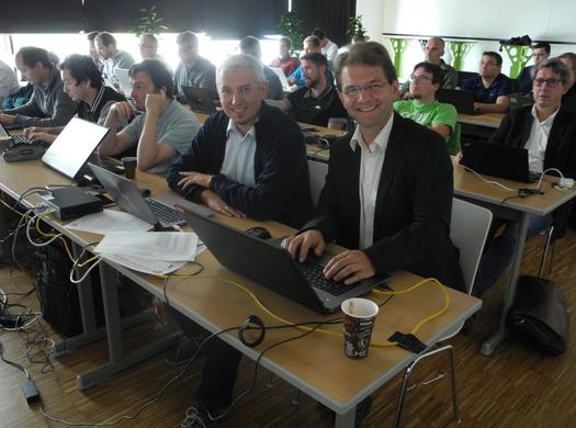 Hack to protect: 2. österreichweite Informatiker-Fortbildungsveranstaltung (IF-Abt.)