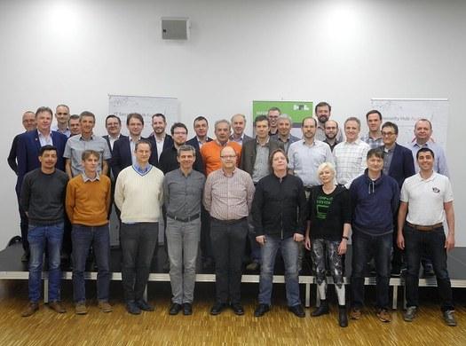 Auftakt für Hacking Lab-Seminarreihe an der Informatik-Abteilung