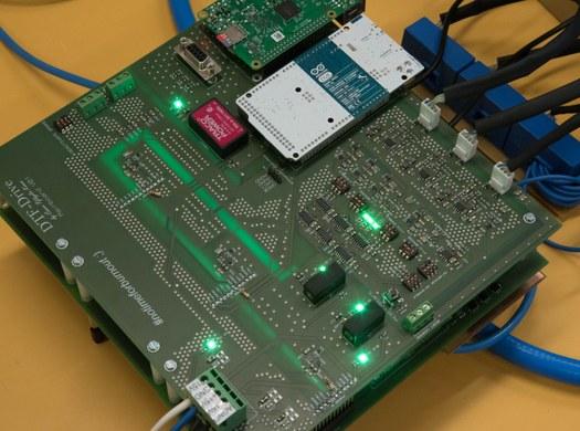 Hochdynamischer Antriebsstrang - eine Entwicklung der Abteilung Elektrotechnik