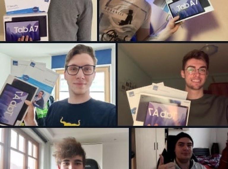 Informatik-Schüler/innen gewinnen FH SecurityDay-Bewerbe!