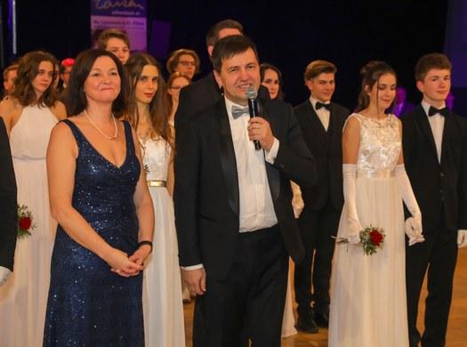 """""""Lisa Pac"""" mit """"Helium"""" begeisterte Jugendliche und Ehrengäste am Ball der Technik 2020"""