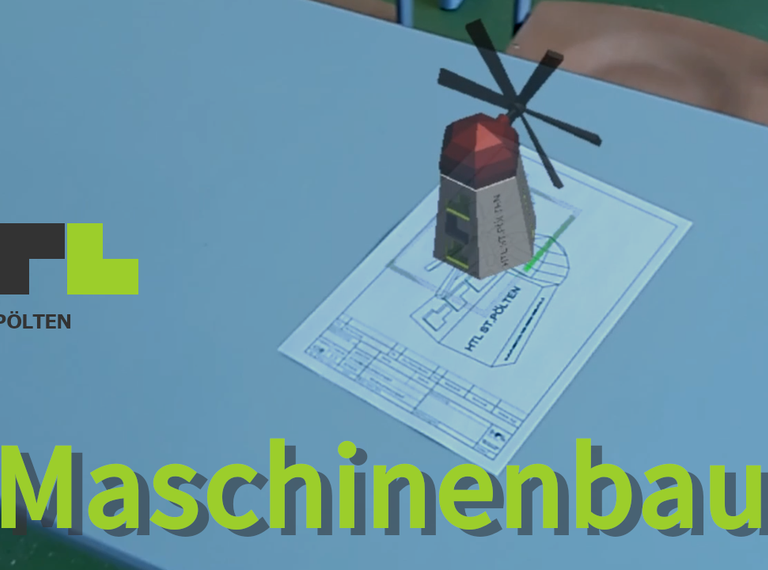 Maschinenbau-Alltag