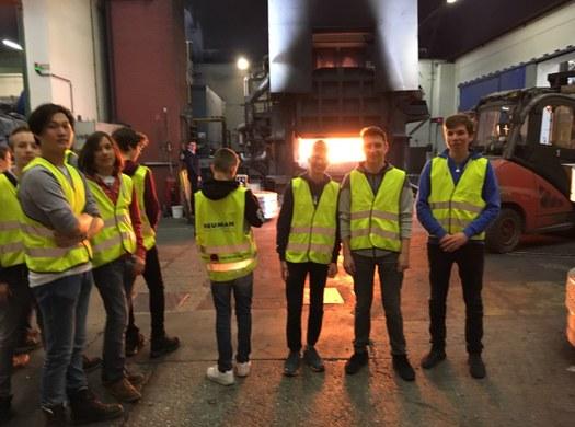 MaschinenbauerInnen bei Neuman