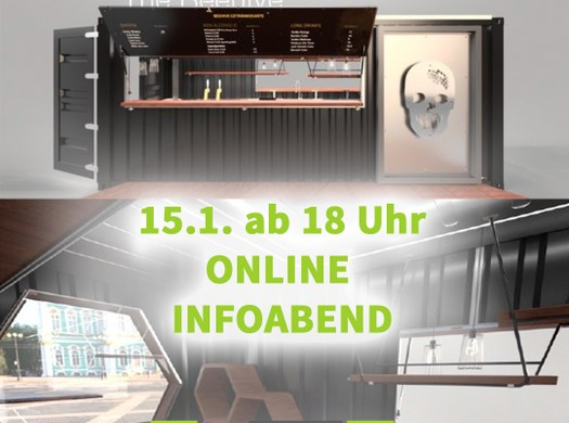 Online-Infoveranstaltung der Abteilung Maschinenbau