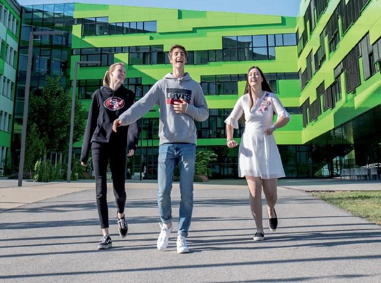 Sommer HTL St. Pölten – ein voller Erfolg