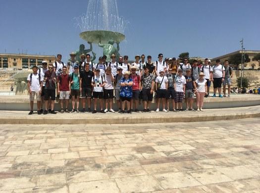 Sprachwoche Malta (3AHELS/ 3BHELS)