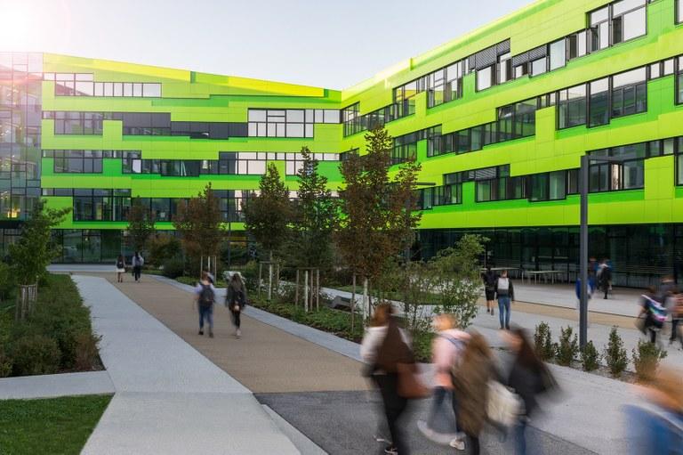 Campus der HTL St. Pölten