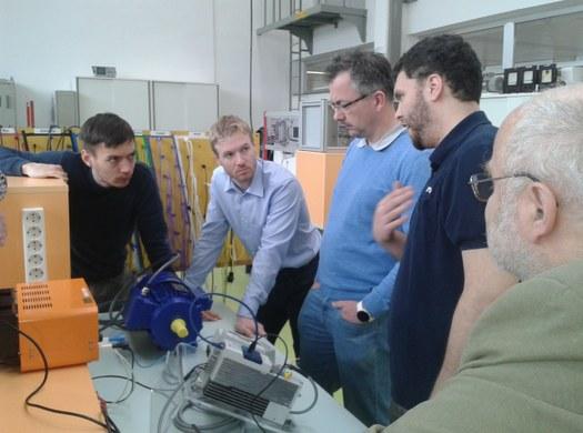 Teacher´s Update - Elektrotechniklehrer am Puls der Zeit!