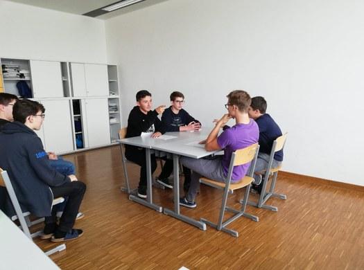 Wirtschaftsingenieure: Einblicke in das WI-Klassenzimmer (Folge1)