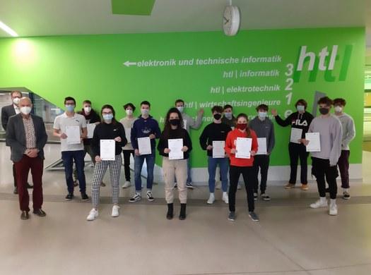Zertifizierte Gründer - die Junior Companies der Wirtschaftsingenieure an der HTL St. Pölten